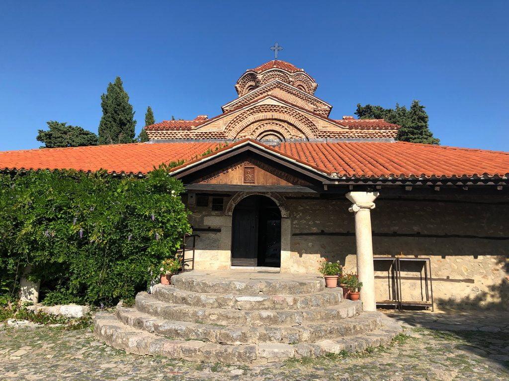 Sveti Naum Monastery, Lake Ohrid, Macedonia