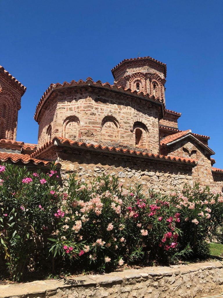 St Naum Monastery, Macedonia