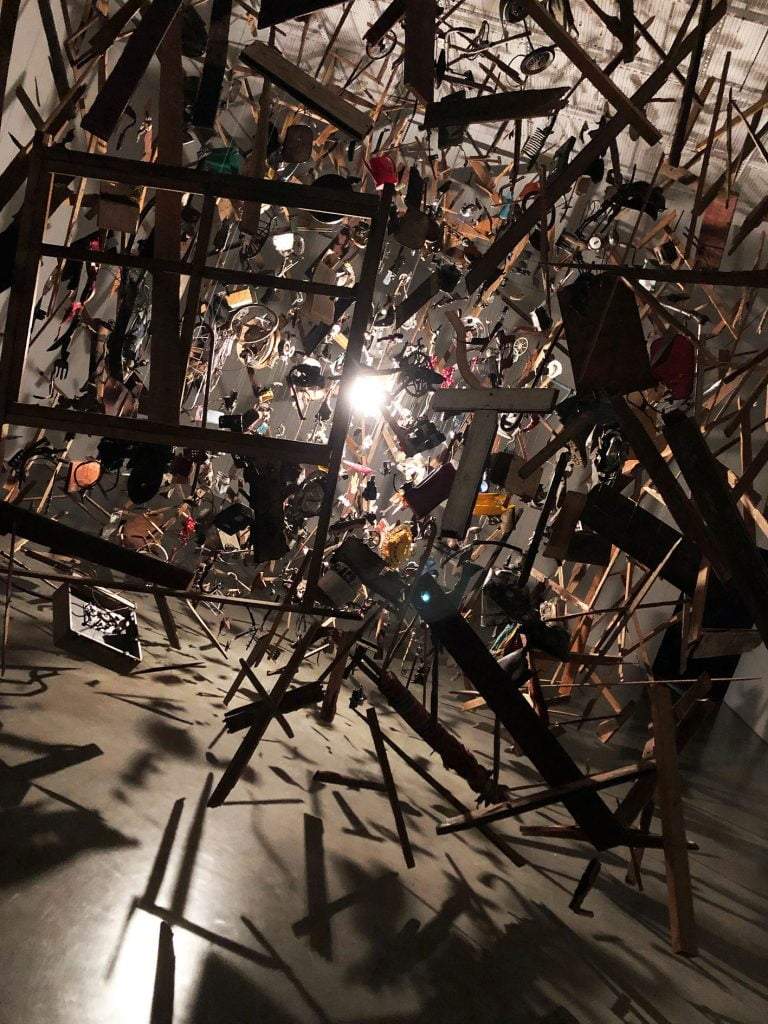 Cold Dark Matter: An Exploded View, Museum of Contemporary Art, Australia