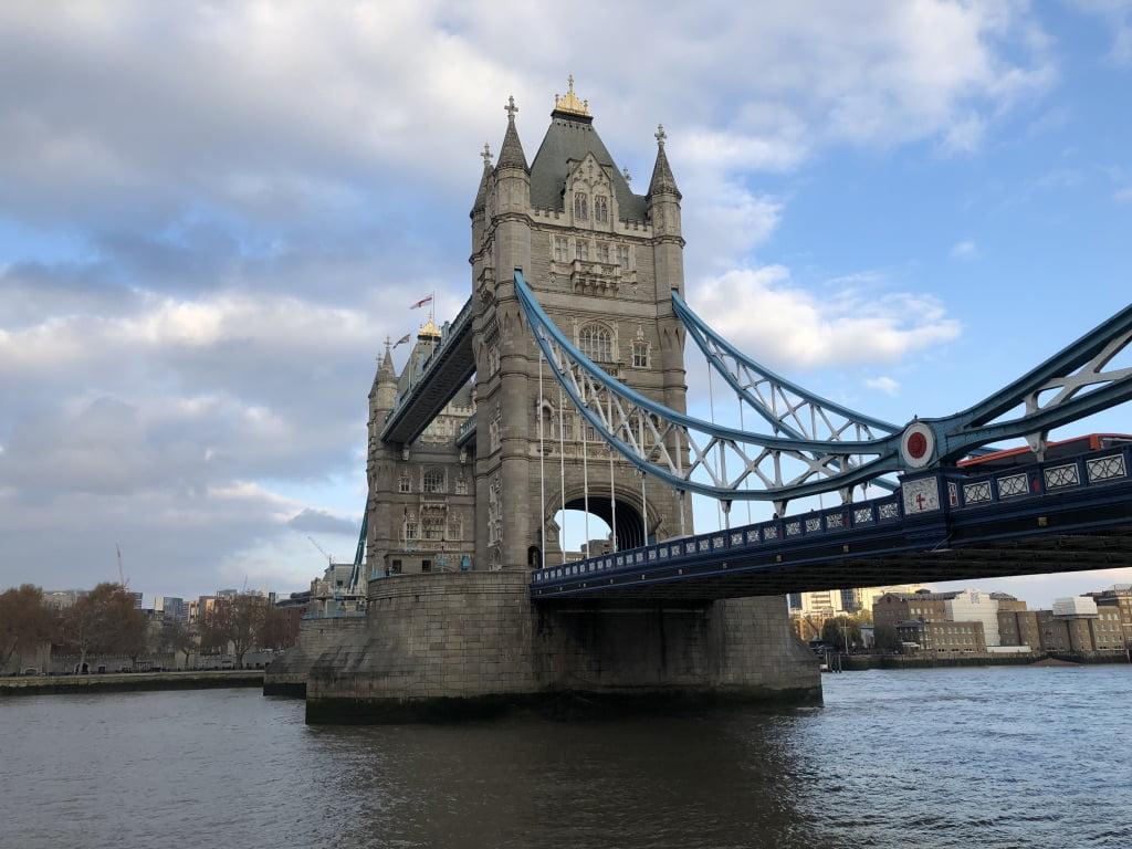 Tower Bridge, River Thames, London