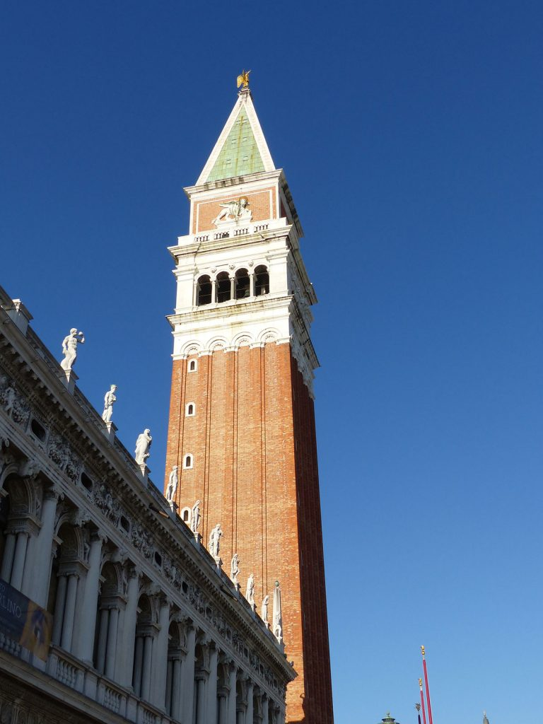 St.Marks Square, Venice, Italy