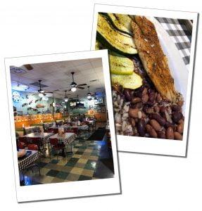 Flying Fish restaurant, Memphis