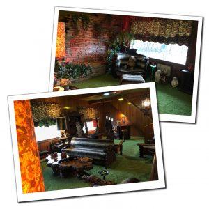 The Jungle Room, Graceland, Memphis