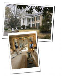 Graceland, Memphis The home of Elvis