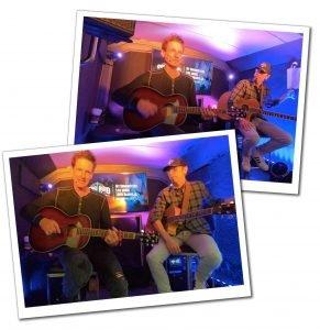 The entertainment on the Songbird Tour, Nashville