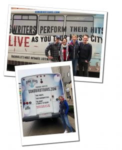 Songbird Tour guides and transport, Nashville