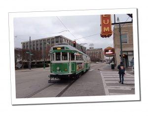 Trolley Bus, Memphis
