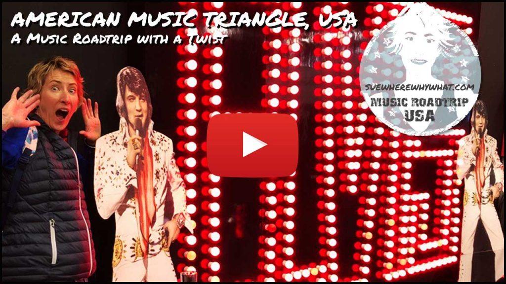 USA Roadtrip with a twist - The Amerciana Music Triangle