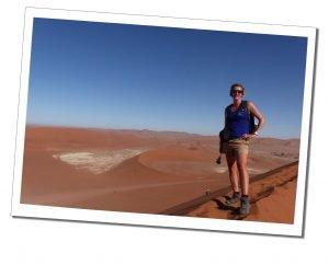 SWWW Sand Dunes, Namibia