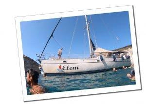 Milos Boat Tours – Eleni, Milos Boat Tours, Greece