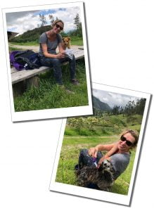 SWWW and Canine friends - Top 16 Tips for Hiking as a Woman Alone