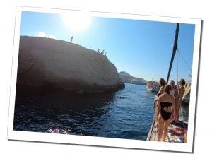 Milos Boat Tours – Sarakiniko