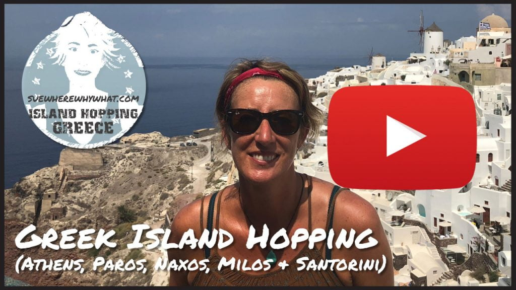Island Hopping in the Cyclades – The Perfect Greek Island Itinerary video