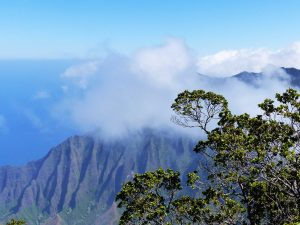 Kalalau Trail, Kaua\'i, Hawaii