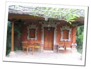 Small wooden house Pangandaran, Indonesia - Crazy Travel Stories