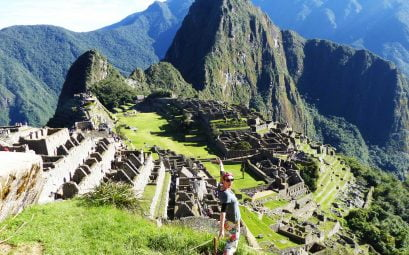SWWW, Machu Picchu, Hiking the Inca Trail
