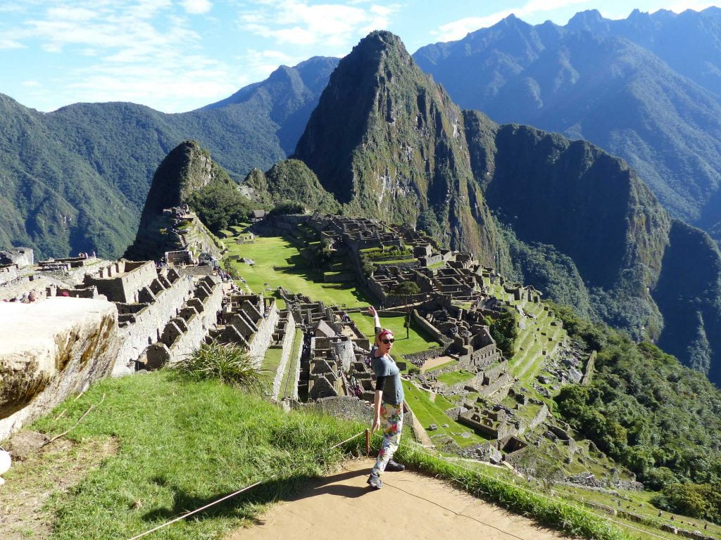 SWWW Summit, Machu Picchu, Peru