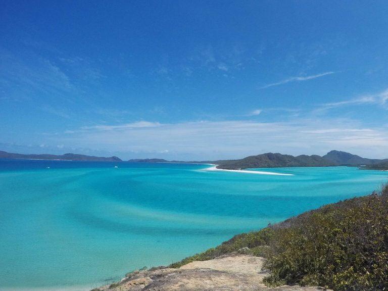 White Haven Beach, Queensland, Australia