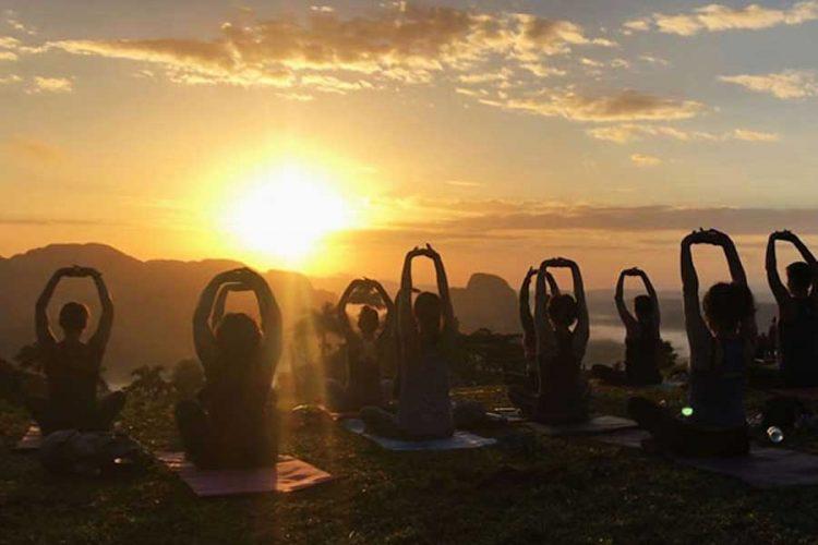 SWWW, Sunrise Yoga, Vinales, Cuba