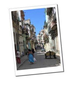 SWWW travel alone, Cuba