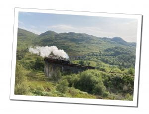 Jacobite, Harry Potter Train - Scottish Highlands