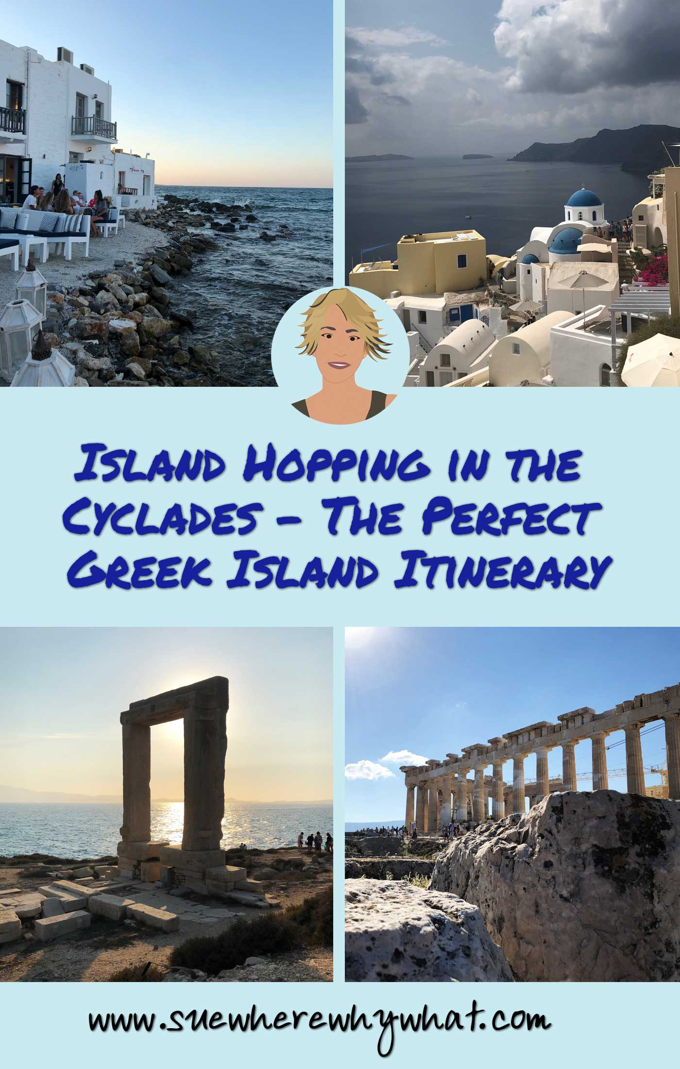 Island Hopping in the Cyclades – The Perfect Greek Island Itinerary