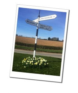 Kirbymoorside Sign Post - How to Choose A Holiday Let