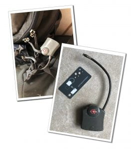 SWWW travel accessories, locks - Safety Tips for Travelling Alone