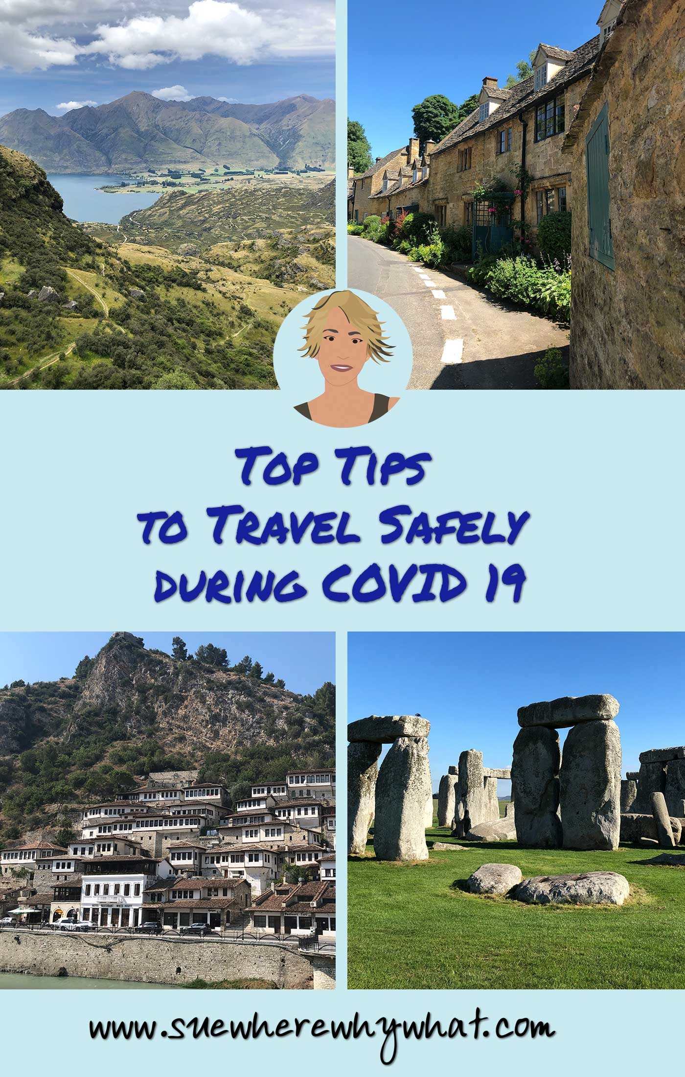 Top Tips to Travel Safely during COVID 19