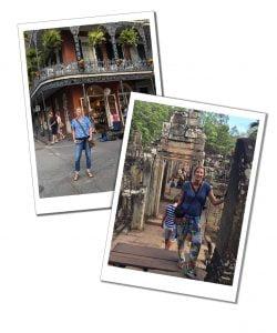 SWWW travel accessories, Nashville and Cambodia