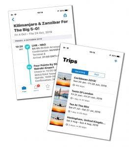 Trip It App, Social Media