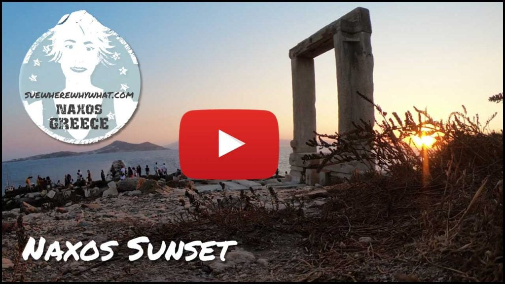 Naxos Sunset timelapse - Greece, Europe
