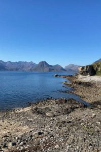 Broadford to Elgol
