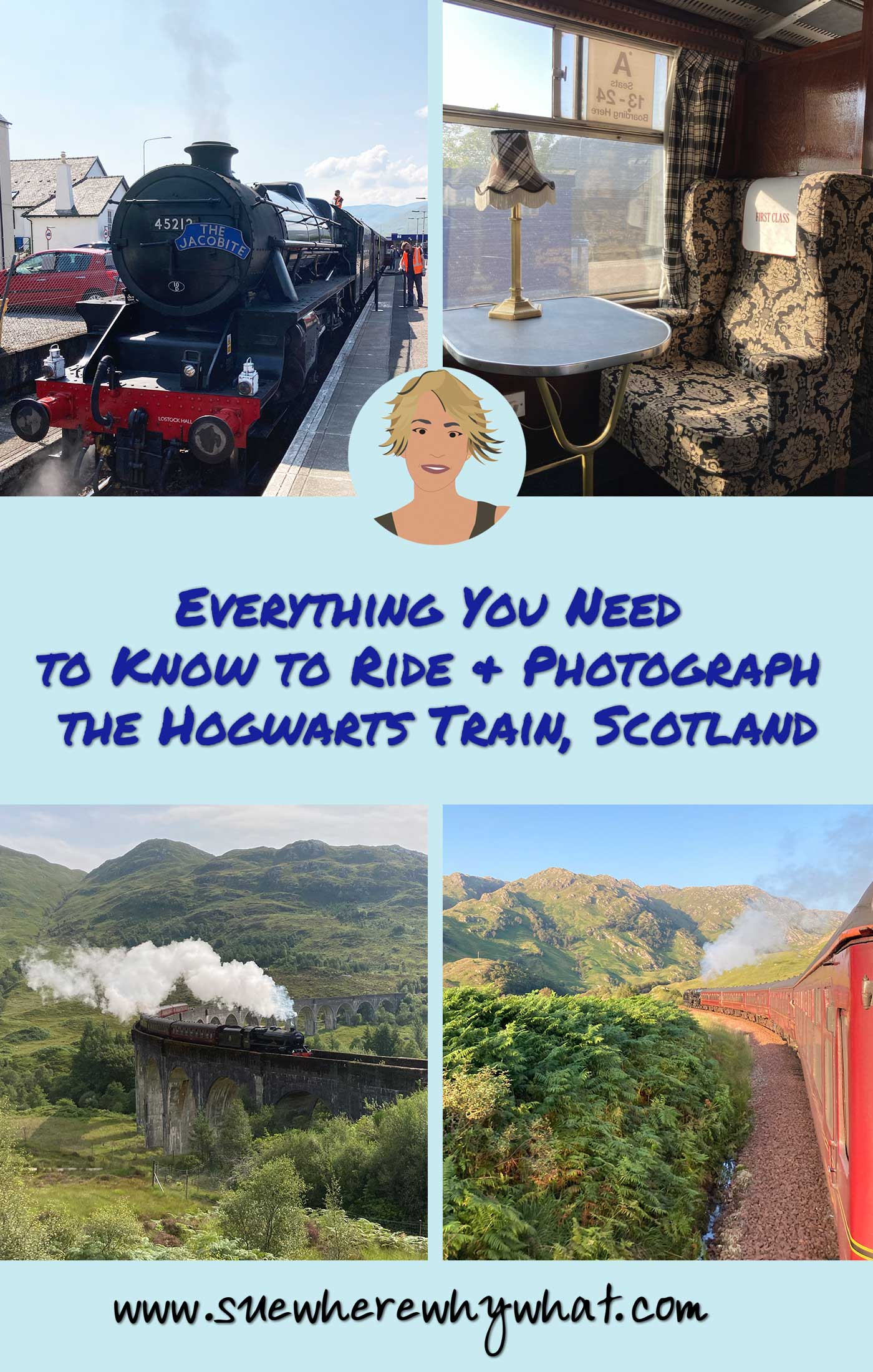Everything You Need to Know to Ride & Photograph the Hogwarts Train, Scotland