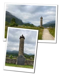 Glen Finannan Monument, Best Things to do in Fort William, Scotland