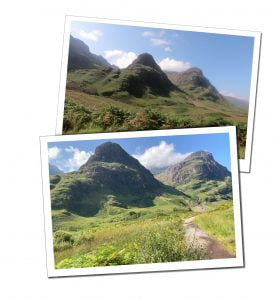 Glencoe Three Sisters Fort William, Best Things to do in Fort William, Scotland