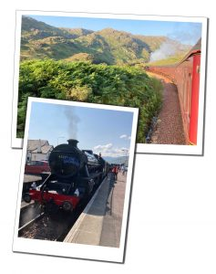 Jacobite Harry Potter Train, Best Things to do in Fort William, Scotland