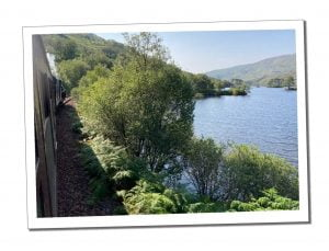 Loch View - Everything You Need to Know to Ride & Photograph the Hogwarts Train, Scotland