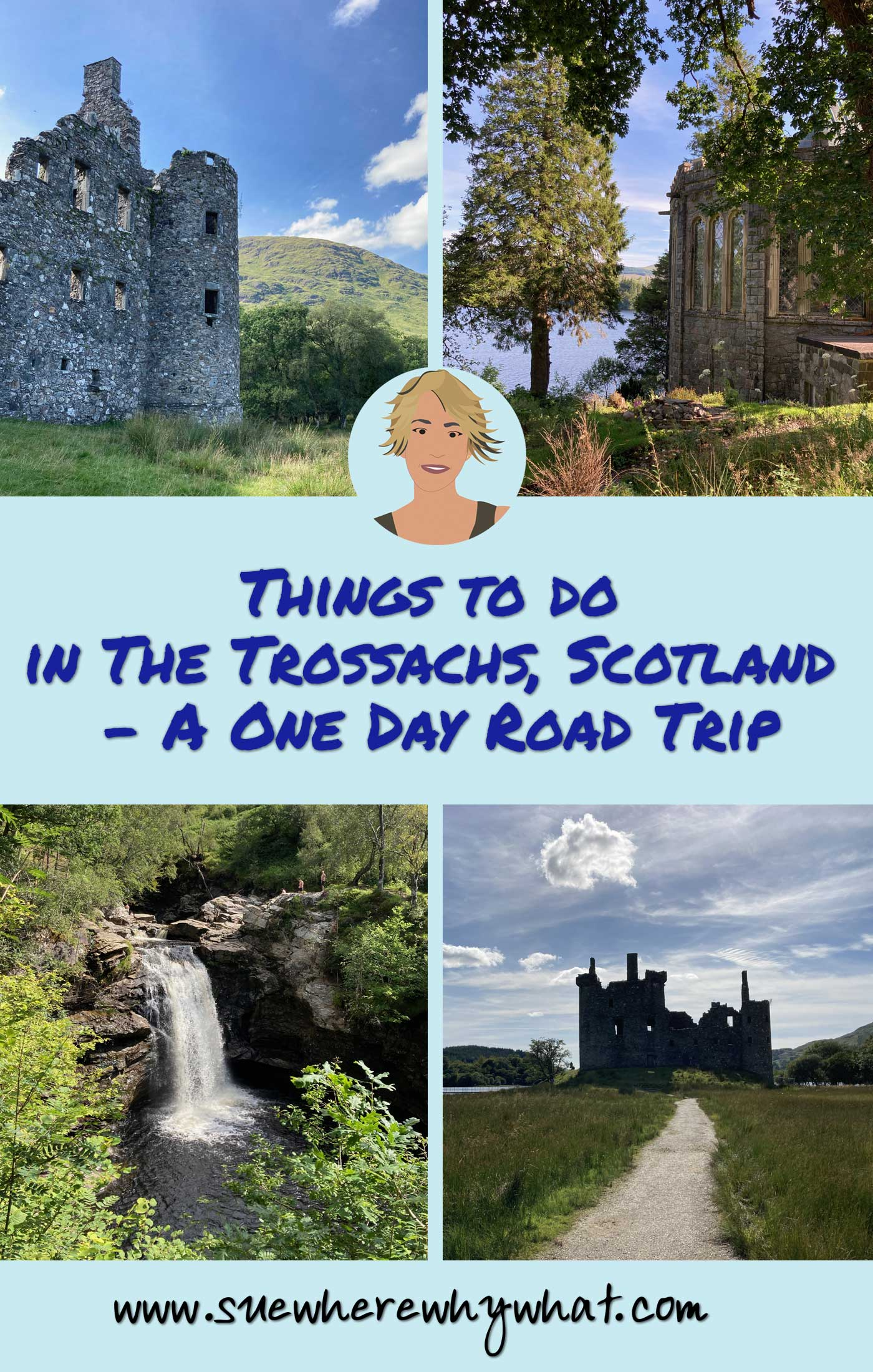 Things to do in The Trossachs – A One Day Road Trip