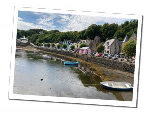Top 10 Things to do on the Isle of Mull - Tobermorey