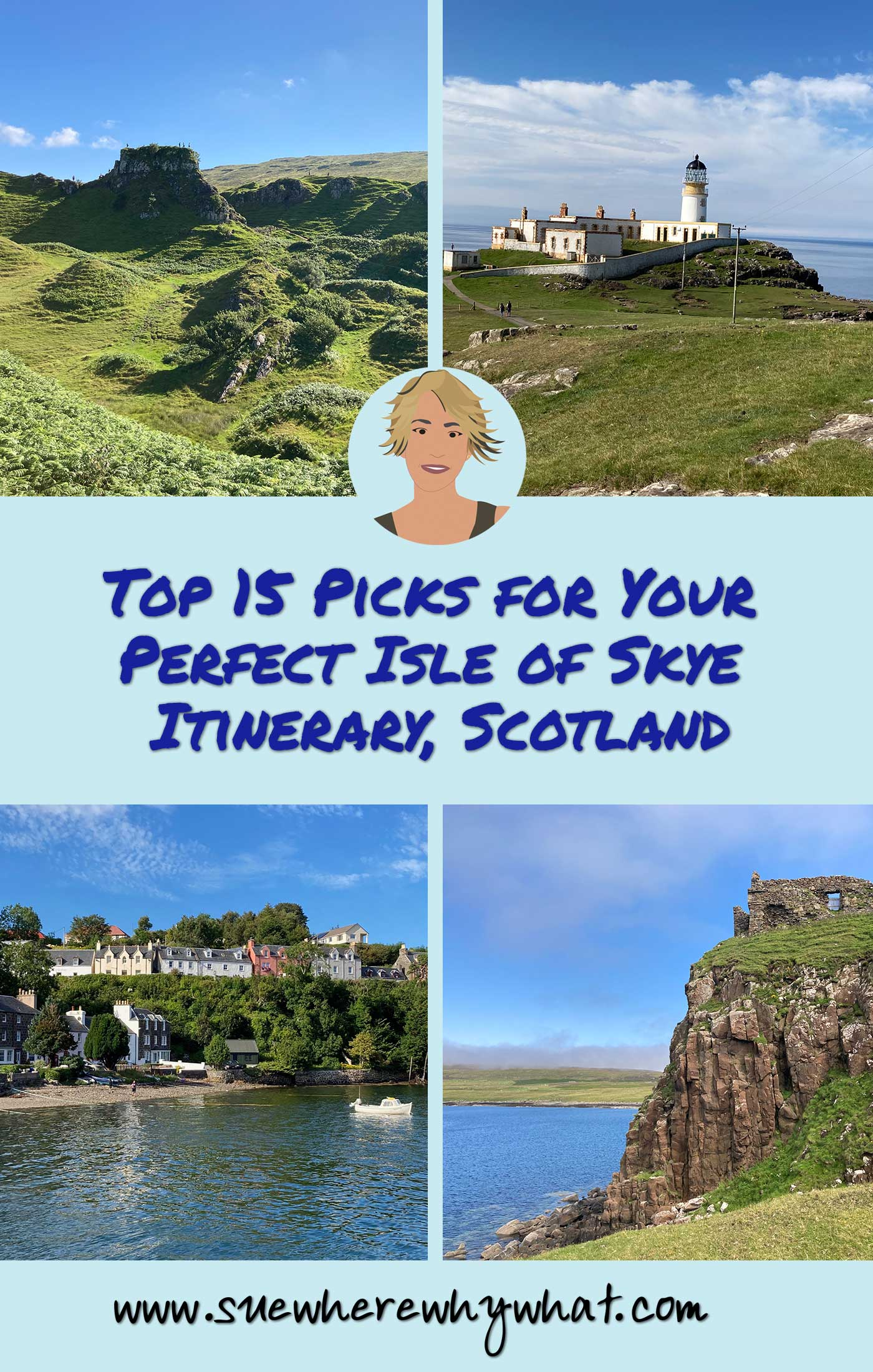 Top 15 Picks for Your Perfect Isle of Skye Itinerary