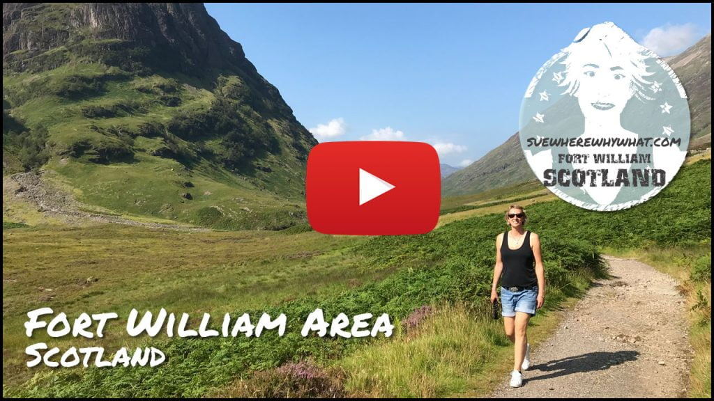SWWW Youtube video Fort William, Scotland
