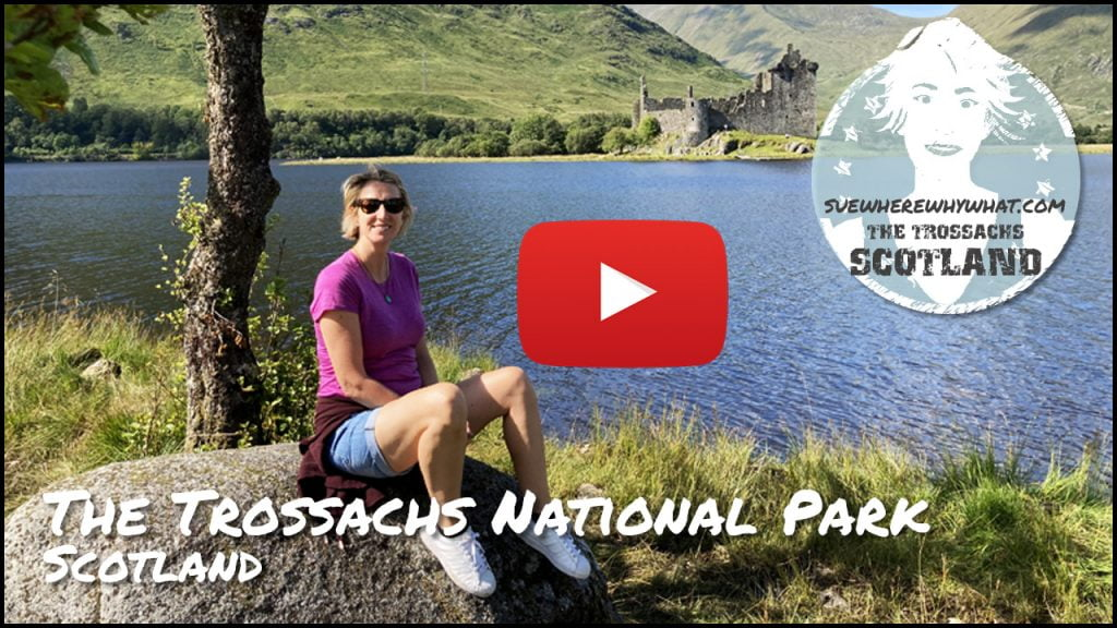 The Trossachs National Park, Scotland