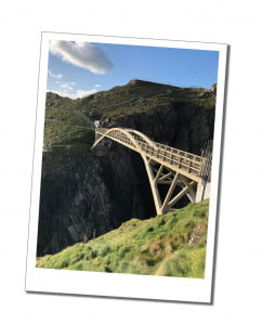Mizen Bridge - The Ring of Beara Route. A Road Less Travelled on the Wild Atlantic Way in Cork