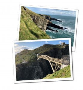 Mizen Bridge, Ireland's Beautiful Wild Atlantic Way in 5 Days – Kerry & Cork