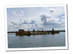 A Reed Island. An Amazing 2 Day Homestay in Lake Titicaca Uros Reed Island People Taquiles Island