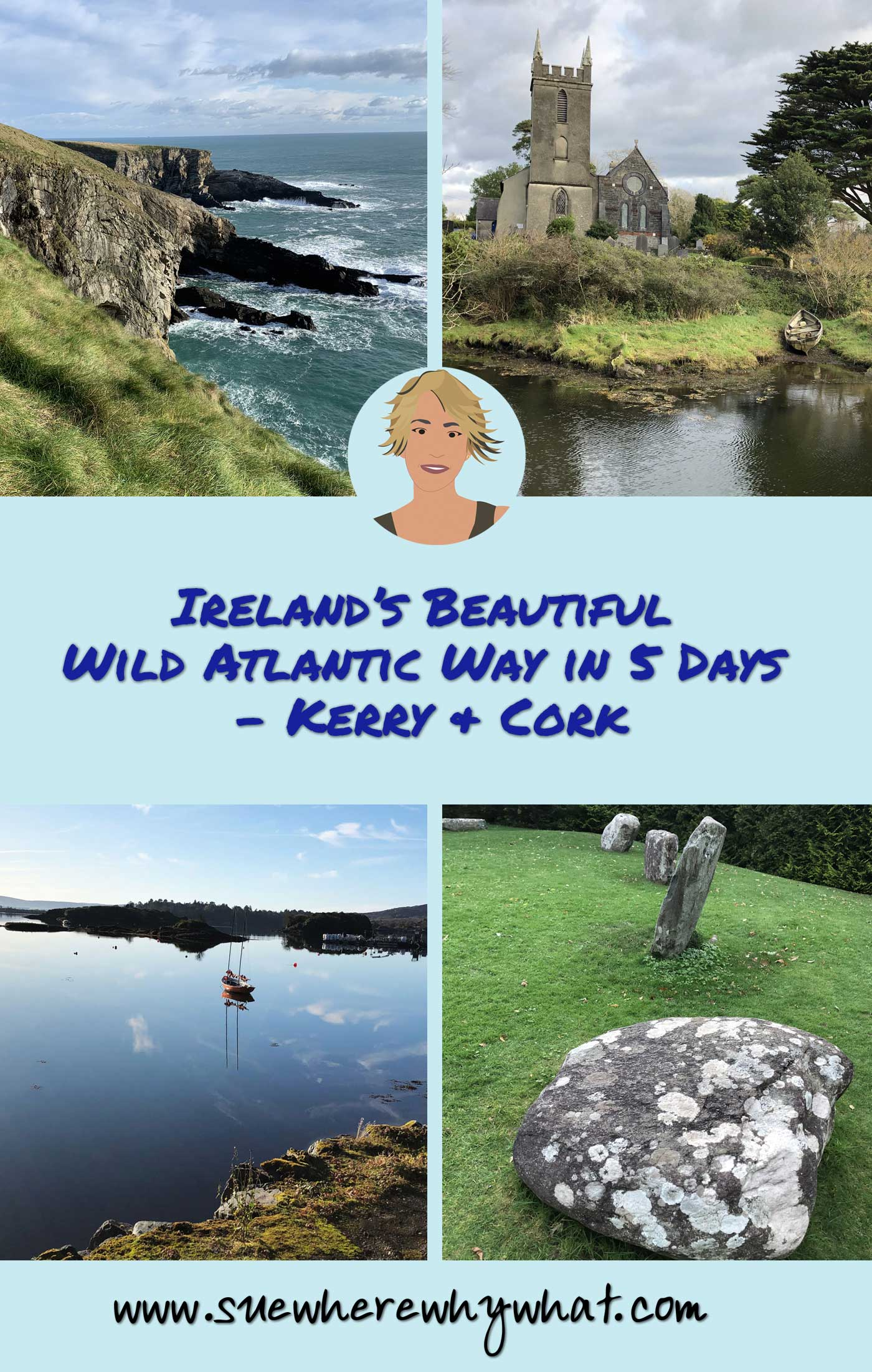 Ireland's Beautiful Wild Atlantic Way in 5 Days – Kerry & Cork