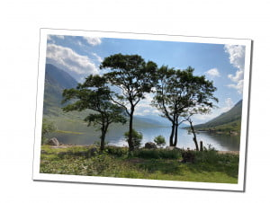 Lochside scenary in Scotland, 10 Important Lessons That A Year of Lockdown Life Taught Me