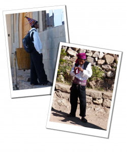 Taquiles Island Traditional Costume An Amazing 2 Day Homestay in Lake Titicaca Uros Reed Island People Taquiles Island